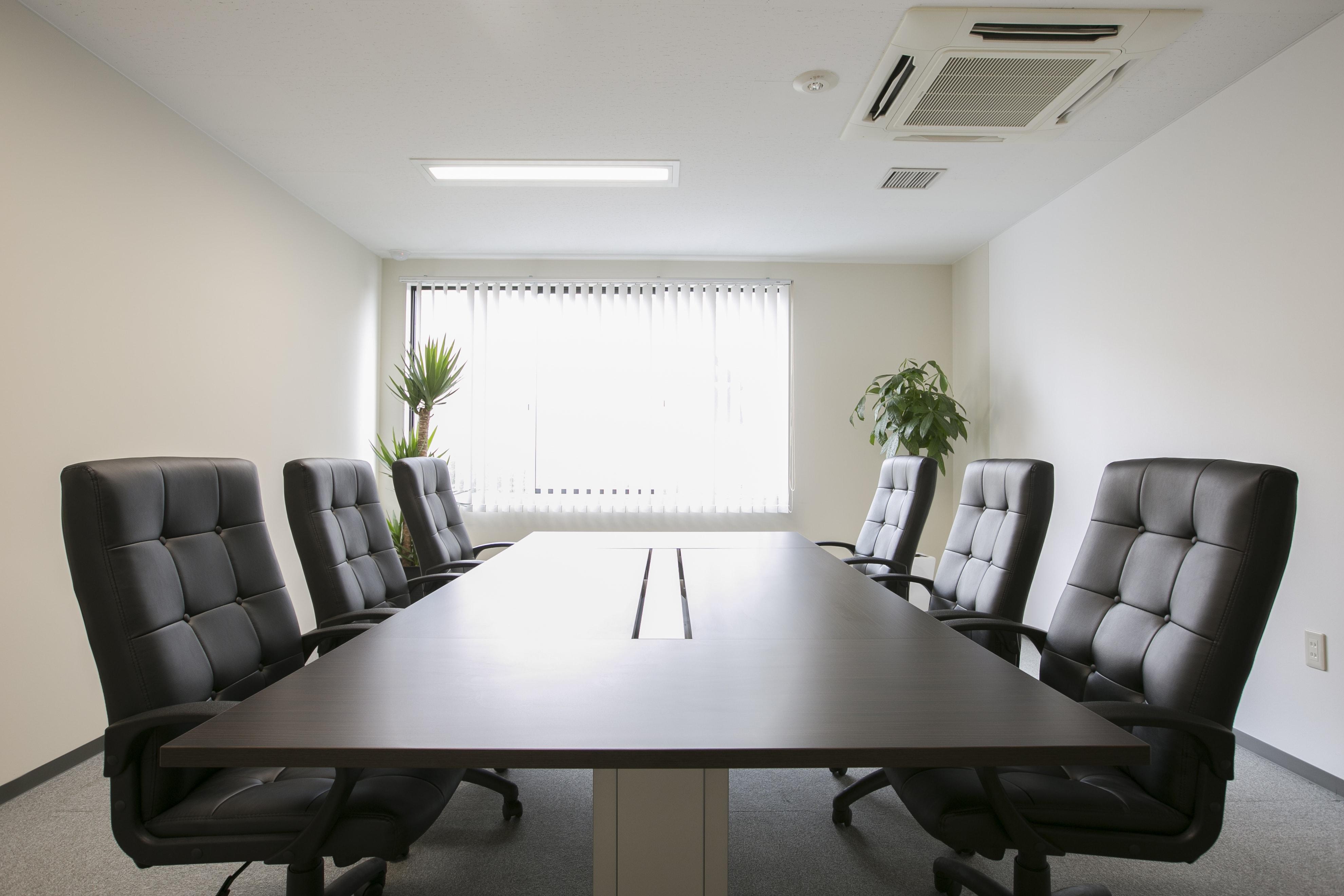 FUJITA税理士法人 会議室